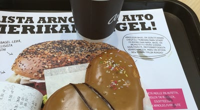Photo of Donut Shop Arnolds at Finland