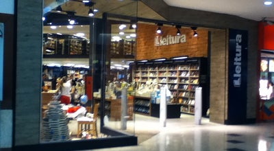 Photo of Bookstore Livraria Leitura at R. Jacy Teixeira De Camargo, 940, Campinas, Brazil