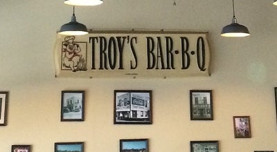 Photo of BBQ Joint Troys BBQ at 1024 N Broad St Ne, Rome, GA 30161, United States