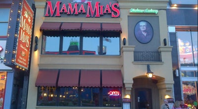 Photo of Italian Restaurant Mama Mia's Italian Eatery at 5719 Victoria Ave, Niagara Falls, ON L2G 3L5, Canada