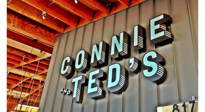 Photo of Seafood Restaurant Connie and Ted's Seafood at 8171 Santa Monica Blvd, West Hollywood, CA 90046, United States