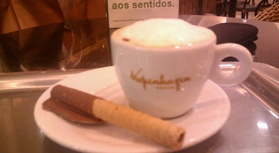 Photo of Dessert Shop Kopenhagen at Shopping Abc, Santo André 09190-900, Brazil