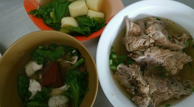 Photo of Asian Restaurant ต้มเลือดหมู แม่เรไร สาขา 2 at บัวทองเคหะ, Thailand