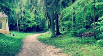 Photo of Trail Vilniaus Kalvarijos Kryžiaus Kelias at Verkių Regioninis Parkas, Vilnius, Lithuania