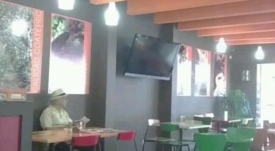 Photo of Cafe Café Bola de Oro at Mario Molina, Veracruz, Mexico