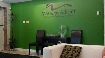 Photo of Massage Massage Addict at 1472 Martello St, Halifax, NS, Canada