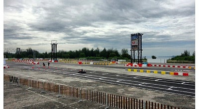 Photo of Racetrack Changi Karting Circuit at Aviation Park Road, Singapore