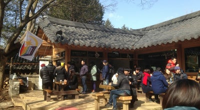 Photo of Cafe Sonata Cafe & Nami Shop at 남산면 남이섬길 1, 춘천시, South Korea