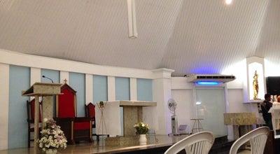 Photo of Church Comunidade Eclesial São Sebastião at Volta Redonda, Brazil
