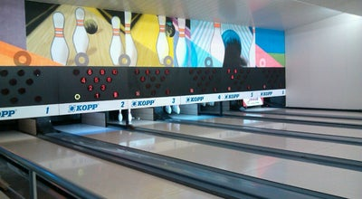 Photo of Bowling Alley Boulevard Bowling Center at Cascavel, Brazil