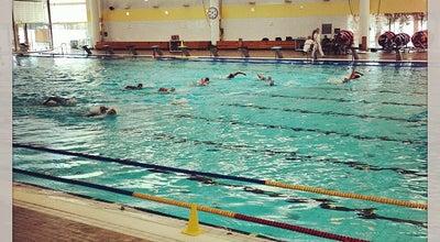 Photo of Pool Eriksdalsbadet at Hammarby Slussväg 20, Stockholm 118 60, Sweden