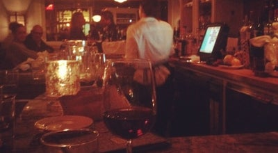 Photo of Italian Restaurant Spasso at 551 Hudson Street, New York, NY 10014, United States