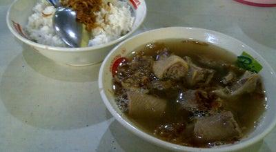 Photo of Soup Place Sop Ayam Pak Min (Ragil) at Jl. Brigjen Sudiarto No.17, Surakarta, Indonesia