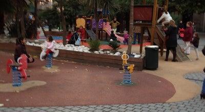 Photo of Playground Parque infantil Praza Independencia at Praza De Independencia, Vigo, Spain