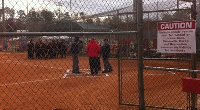 Photo of Baseball Field Lanier Point Softball Complex at Lee Waldrip Dr, Gainesville, GA 30504, United States