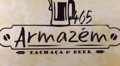 Photo of Beer Garden Armazém 465 Cachaça e Beer at Avenida Copacabana, Barueri 06472-001, Brazil