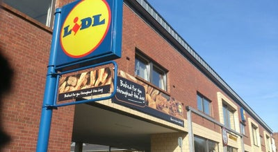 Photo of Supermarket Lidl at Mansfield Rd, Nottingham NG5 2DA, United Kingdom