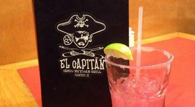 Photo of Mexican Restaurant El Capitan Fresh Mexican Grill at 1800 S Milton Rd, Flagstaff, AZ 86001, United States