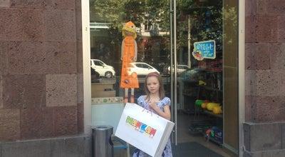 Photo of Toy / Game Store Mankan at 24 Mashtots Ave., Yerevan, Armenia