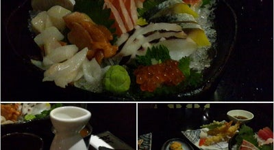 Photo of Sushi Restaurant 上井日本料理 at 福田區福華一路中心城廣場g層, 深圳市, 廣東, China
