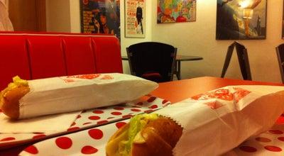 Photo of Sandwich Place Pomáda bageterie at Krajinská 26, České Budějovice 37001, Czech Republic