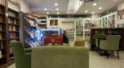 Photo of Bookstore Sokak Kitap ve Kahve Evi at Güvenevler Mah. 1913 Sok., MERSİN 33010, Turkey