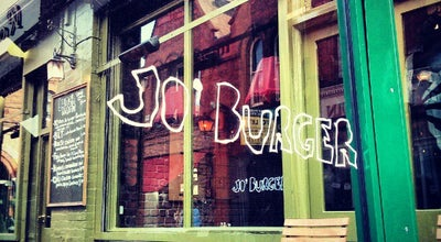 Photo of Burger Joint Jo'Burger at 5 Castle Market, Dublin 2, Ireland