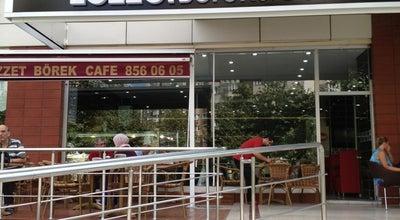 Photo of Bakery LEZZET BÖREK&CAFE at Adnan Kahveci Mah., Turkey