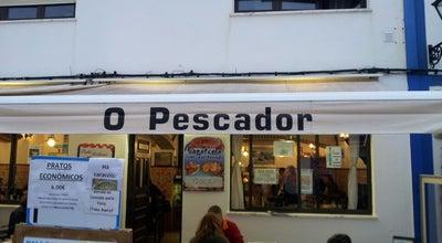 Photo of Seafood Restaurant O pescador at Rua Vasco Da Gama 15, Porto Covo 7520-437, Portugal