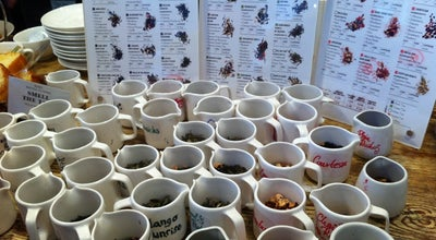 Photo of Tea Room Yumchaa at 9-11 Tottenham St, Fitzrovia W1T 2AQ, United Kingdom