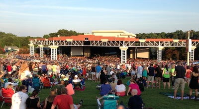 Photo of Music Venue Walnut Creek Amphitheatre Raleigh at 3801 Rock Quarry Rd, Raleigh, NC 27610, United States