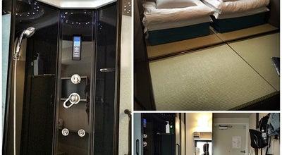 Photo of Hotel Capsule Ryokan Kyoto カプセル旅館京都 at 下京区土橋町204, 京都市 600-8226, Japan
