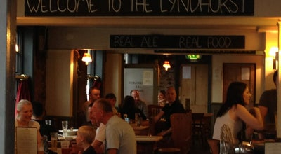 Photo of Pub The Lyndhurst at 88 Queens Rd, Reading RG1 4DG, United Kingdom