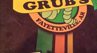 Photo of Bar Grub's Bar & Grille at 220 N West Ave, Fayetteville, AR 72701, United States