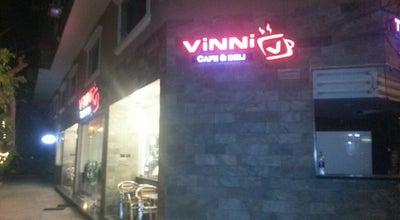 Photo of Cafe Vinni Cafe & Deli at 22 Hendawy St., Dokki 12311, Egypt