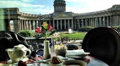 Photo of Cafe Кафе Зингеръ at Дом Компании «зингер», Санкт-Петербург 191186, Russia