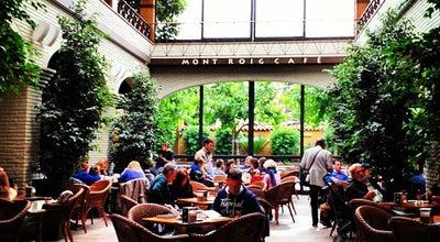 Photo of Cafe Mont Roig at Carrer Marquès De Montroig, 11-13, Sitges 08870, Spain