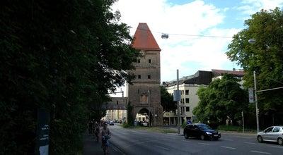 Photo of Historic Site Vogeltor at Am Vogeltor, Augsburg, Germany