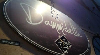 Photo of Cocktail Bar Dammi Del Tu at Via Bruno Ghiglione, 35/37 R, Genova 16149, Italy