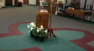 Photo of Church Grace Evangelical Lutheran Church at 1801 Saint Paris Pike, Springfield, OH 45504, United States