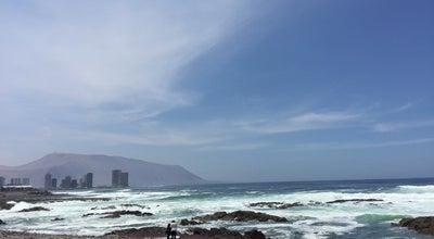 Photo of Beach Playa Bellavista at Provincia de Iquique, Chile