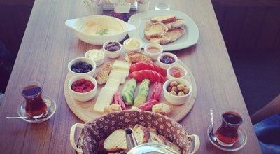 Photo of Cafe İzmir Lounge at Emirbeyazıt Mah. Ethem Serim Sok. No:7, Muğla 48000, Turkey