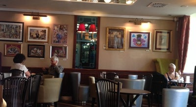 Photo of Cafe Cafe Gottier at Bartók Béla Út, Budapest, Hungary