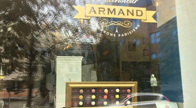 Photo of Cupcake Shop Monsieur ARMAND at Władysława Iv, 23, Gdynia, Poland