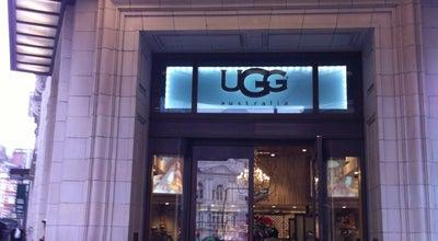 Photo of Shoe Store UGG Australia at 10 Glasshouse St, London W1B 5AR, United Kingdom