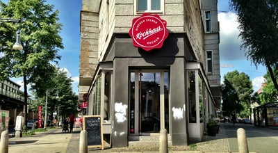 Photo of Gourmet Shop Kochhaus at Schönhauser Allee 46, Berlin 10437, Germany