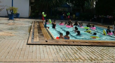 Photo of Pool Palem Tirta Ganda Swimming Pool at Jalan Raden Saleh, Tangerang, Indonesia