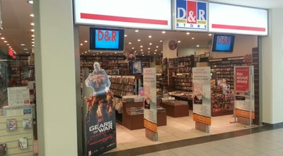 Photo of Bookstore D&R at Agora, İzmir 35330, Turkey