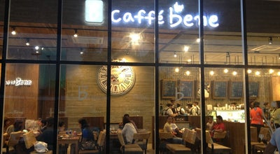 Photo of Coffee Shop Caffe Bene at Angeles City 2009, Philippines
