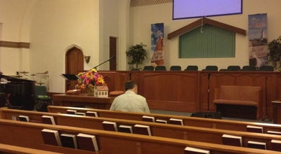 Photo of Church Calvary Baptist Church at 551 Arlington Ave, Elgin, IL 60120, United States